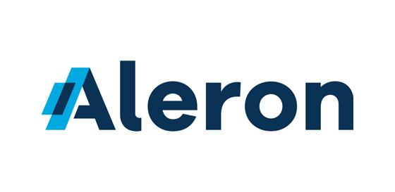 Aleron logo