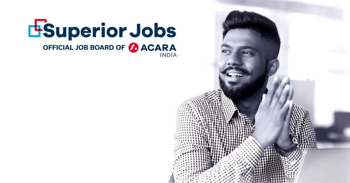 Acara Solutions India presents all-new, redesigned Superior Jobs India!